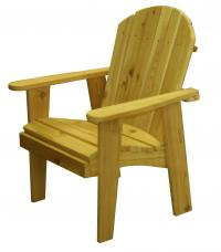 Click to enlarge image Garden Chair - This chair is very easy to get in and out of.