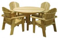 Click to enlarge image Garden Table - This is the Garden Table that matches the Garden Chair